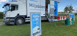 Miljøbilen september 2020